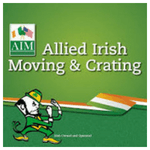 Allied Irish Moving Logo - Best-Movers
