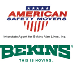 American Safety Movers (Bekins) Logo - Best-Movers