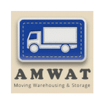 Amwat Moving Warehousing and Storage Logo - Best-Movers