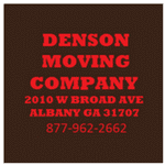 Denson Moving Company Logo - Best-Movers