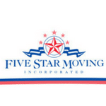 Five Star Moving Logo - Best-Movers
