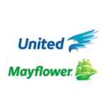 United and Mayflower Logo - Best-Movers