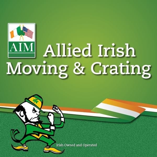 Allied Irish Moving Inc